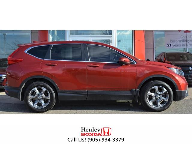 2017 Honda CR-V LEATHER | HEATED SEATS | BLUETOOTH | BACK UP (Stk: R9648) in St. Catharines - Image 2 of 28