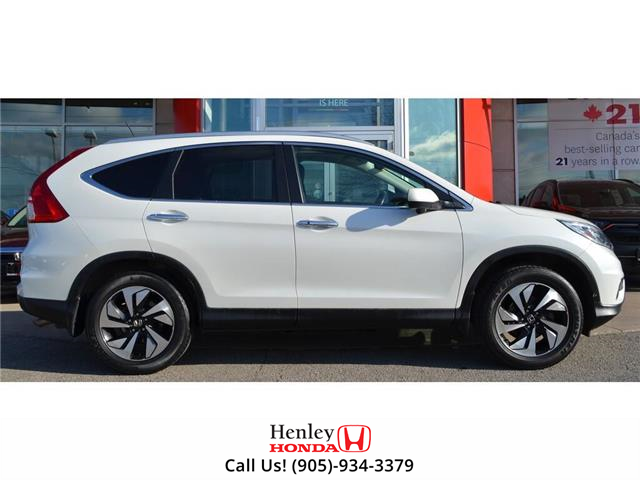 2016 Honda CR-V NAV | LEATHER | HEATED SEATS | BACK UP (Stk: R9659) in St. Catharines - Image 2 of 25