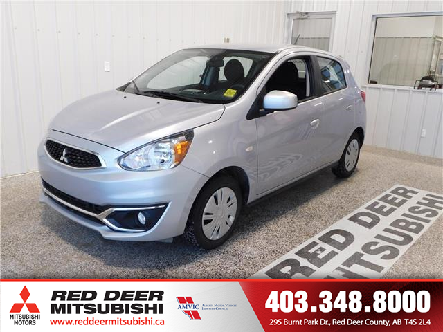 2020 Mitsubishi Mirage ES (Stk: M208699) in Red Deer County - Image 1 of 14