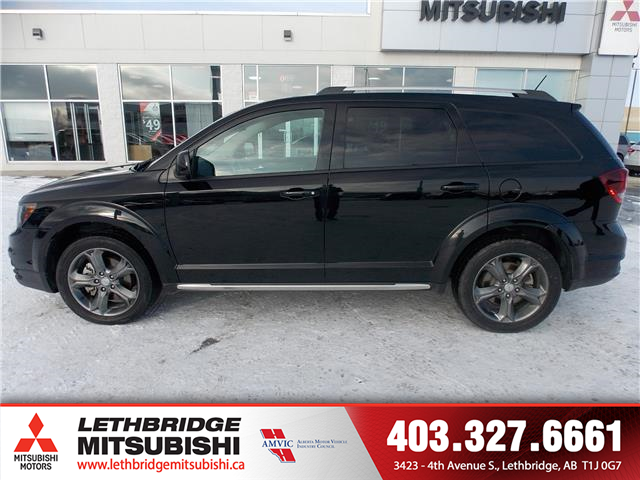 2015 Dodge Journey Crossroad (Stk: P3972A) in Lethbridge - Image 1 of 16