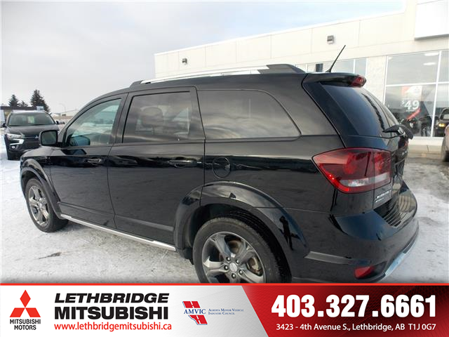 2015 Dodge Journey Crossroad (Stk: P3972A) in Lethbridge - Image 2 of 16