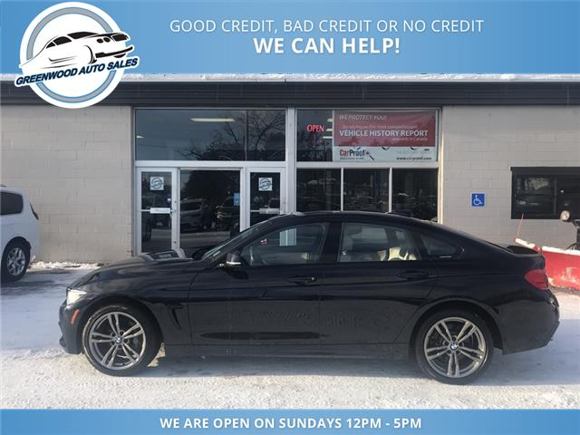 2017 BMW 430i xDrive Gran Coupe (Stk: 17-92474) in Greenwood - Image 1 of 19