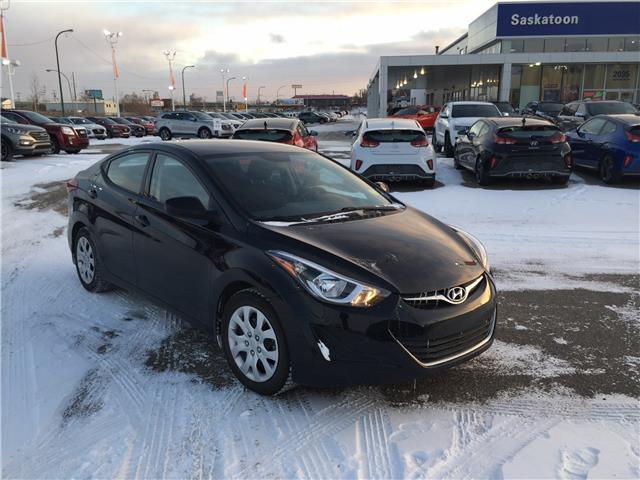 2015 Hyundai Elantra GL (Stk: 40198A) in Saskatoon - Image 1 of 10