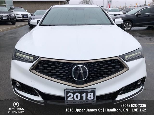 2018 Acura TLX Tech A-Spec (Stk: 1818340) in Hamilton - Image 2 of 32