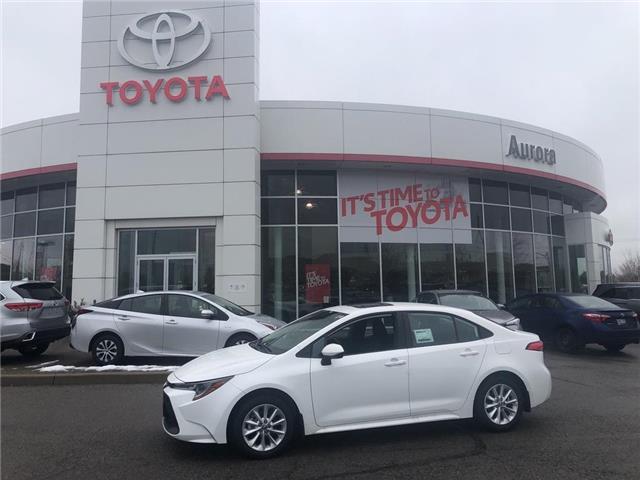 2020 Toyota Corolla  (Stk: 31478) in Aurora - Image 1 of 15
