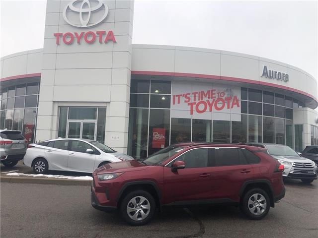 2020 Toyota RAV4 LE (Stk: 31508) in Aurora - Image 1 of 15