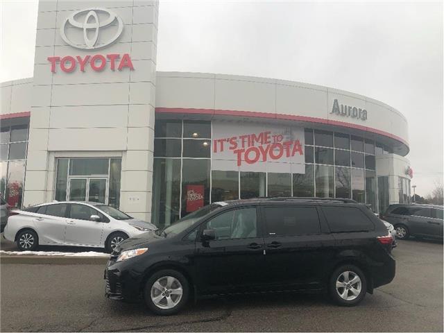 2020 Toyota Sienna LE 8-Passenger (Stk: 31535) in Aurora - Image 1 of 15
