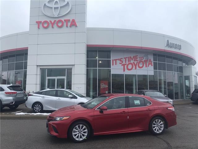 2020 Toyota Camry SE (Stk: 31559) in Aurora - Image 1 of 15