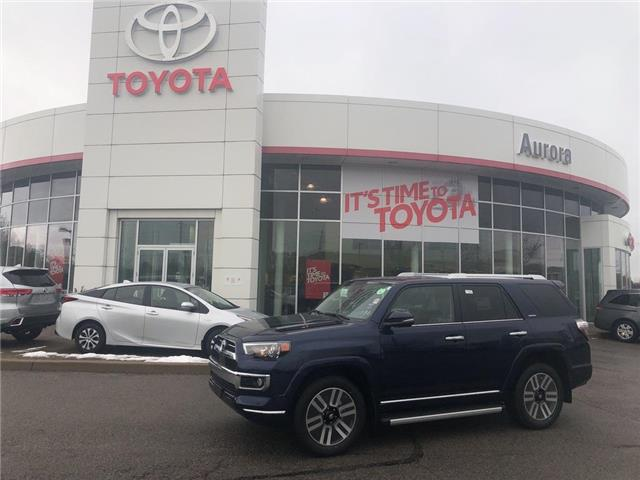 2020 Toyota 4Runner Base (Stk: 31575) in Aurora - Image 1 of 15