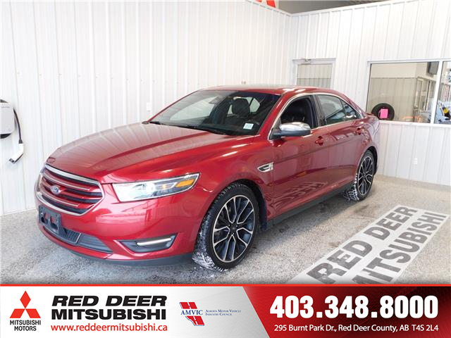 2017 Ford Taurus Limited (Stk: P8560B) in Red Deer County - Image 1 of 15