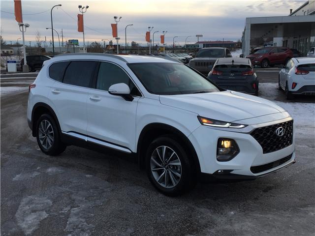 2019 Hyundai Santa Fe Preferred 2.4 (Stk: B7480) in Saskatoon - Image 1 of 24