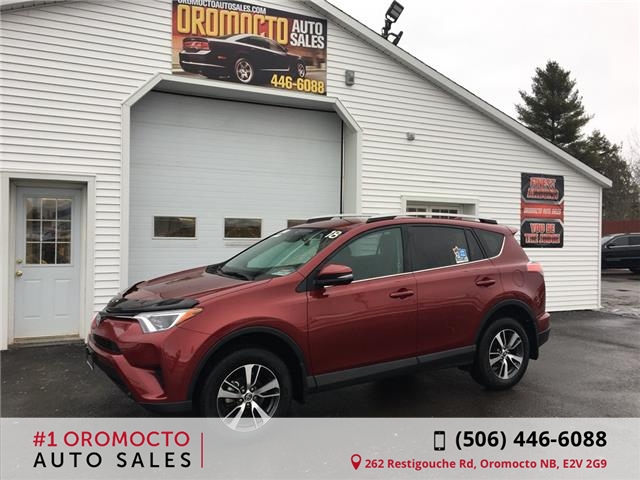 2018 Toyota RAV4 LE (Stk: 091) in Oromocto - Image 1 of 22