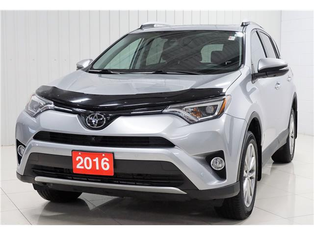 2016 Toyota RAV4 Limited (Stk: P5672A) in Sault Ste. Marie - Image 1 of 24