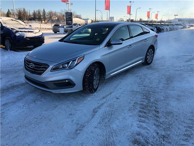 2015 Hyundai Sonata Sport Tech (Stk: 40137B) in Saskatoon - Image 2 of 27