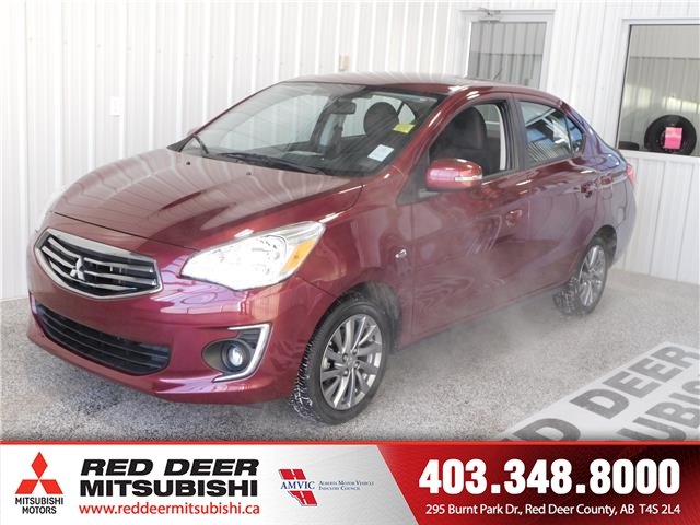 2019 Mitsubishi Mirage G4 GT (Stk: M198187) in Red Deer County - Image 1 of 15