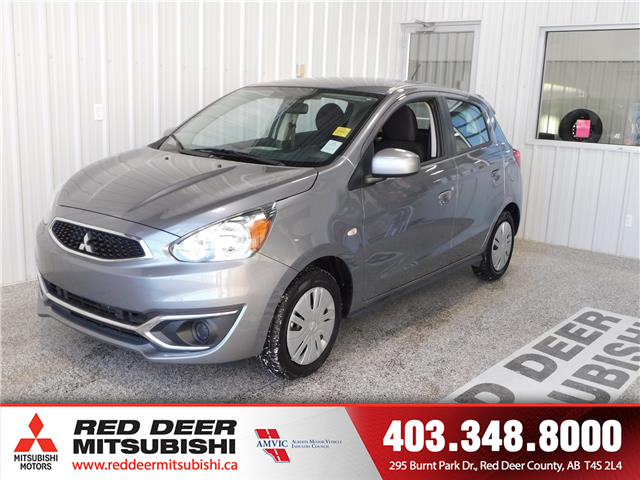 2019 Mitsubishi Mirage ES (Stk: M198388) in Red Deer County - Image 1 of 14