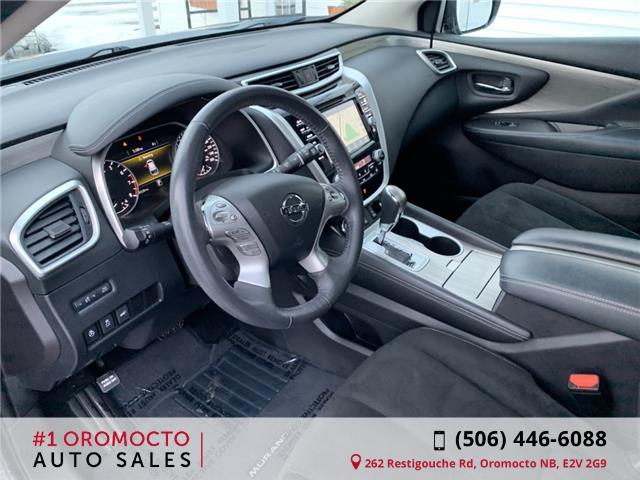 2017 Nissan Murano SV (Stk: 769) in Oromocto - Image 2 of 15