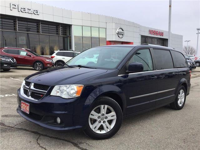 2014 Dodge Grand Caravan Crew (Stk: T8571) in Hamilton - Image 1 of 29