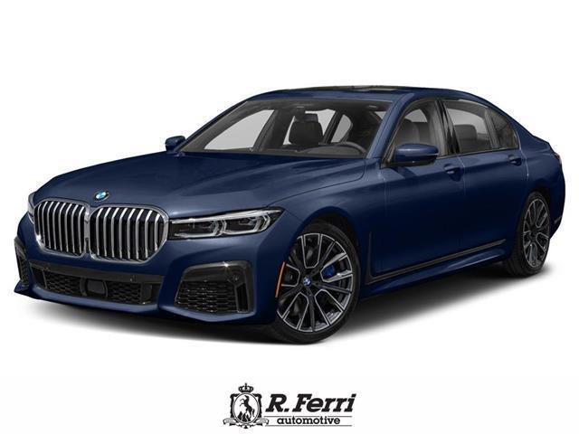 2020 BMW 750i xDrive (Stk: 29041) in Woodbridge - Image 1 of 9