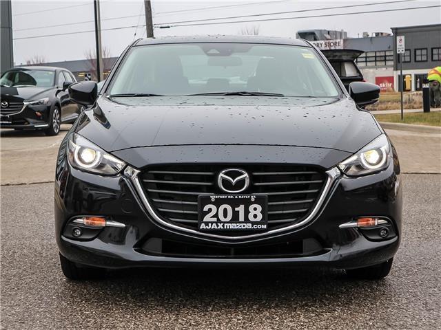2018 Mazda Mazda3 GT (Stk: T194) in Ajax - Image 2 of 23