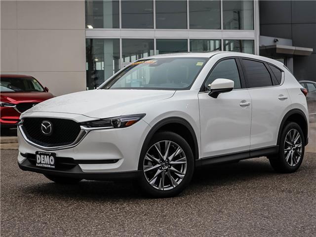 2019 Mazda CX-5 Signature (Stk: 19-1022) in Ajax - Image 1 of 24