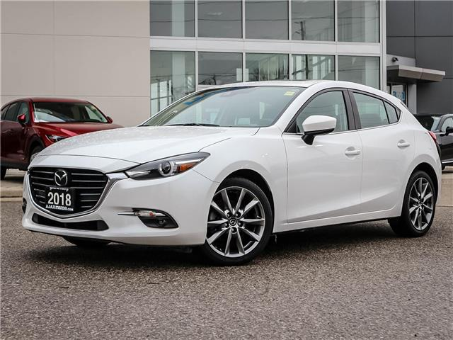 2018 Mazda Mazda3 Sport GT (Stk: P5404) in Ajax - Image 1 of 24