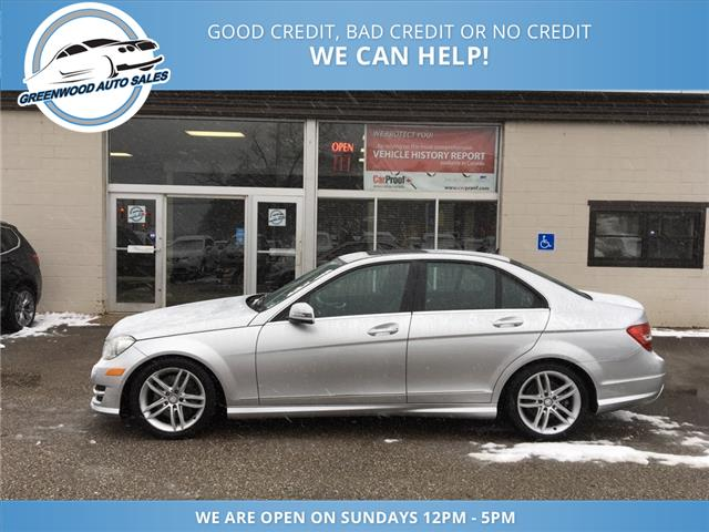 2013 Mercedes-Benz C-Class Base (Stk: 13-93712) in Greenwood - Image 1 of 22