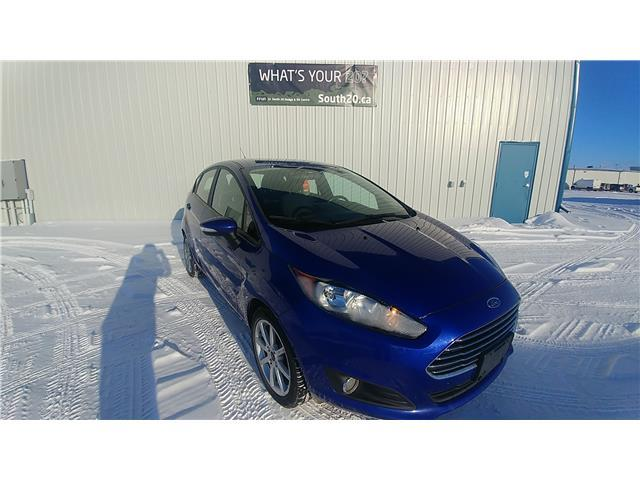 2015 Ford Fiesta SE (Stk: 32700B) in Humboldt - Image 1 of 9