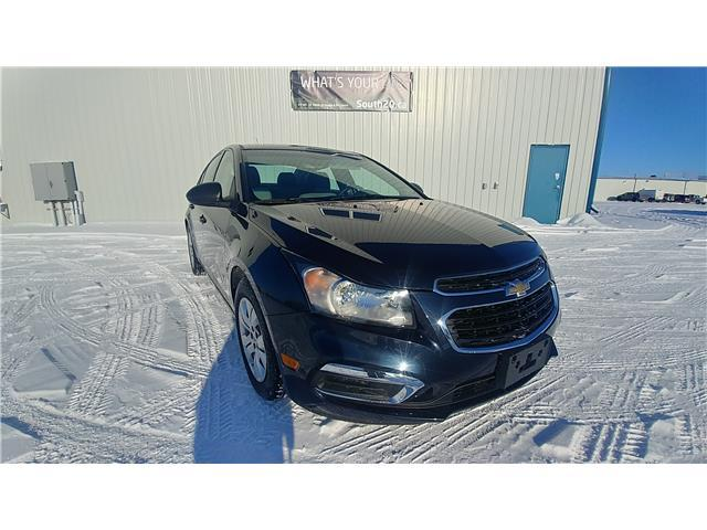 2015 Chevrolet Cruze 1LT (Stk: B0090) in Humboldt - Image 1 of 9