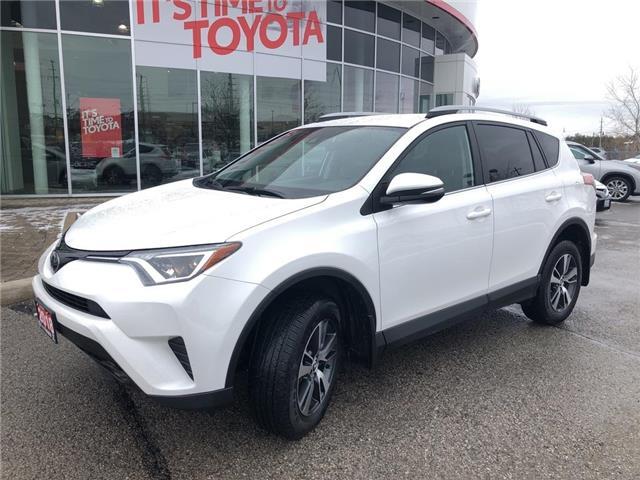 2018 Toyota RAV4 LE (Stk: 315731) in Aurora - Image 1 of 20
