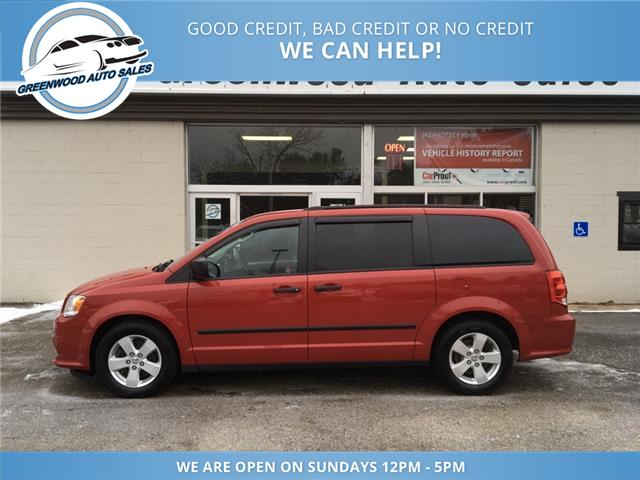 2016 Dodge Grand Caravan SE/SXT (Stk: 16-02300) in Greenwood - Image 1 of 18