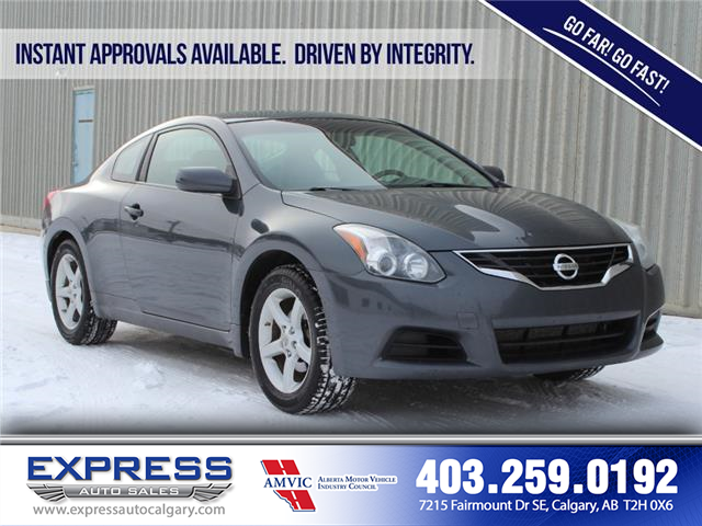 2013 Nissan Altima 2.5 S (Stk: P15-1019A) in Calgary - Image 1 of 16