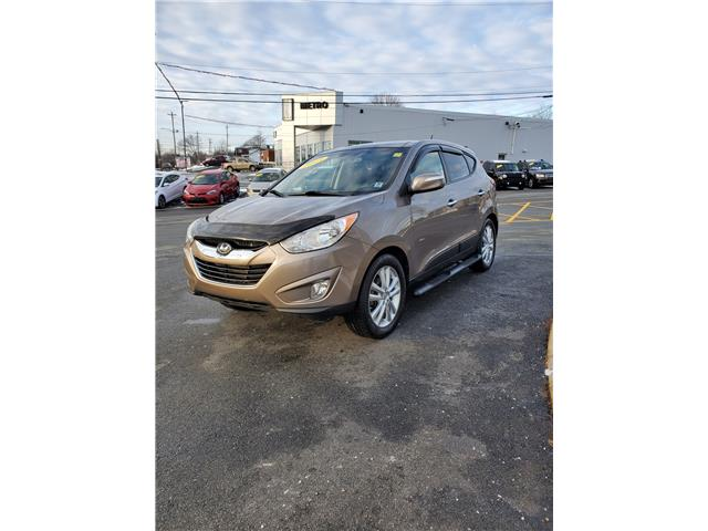 2013 Hyundai Tucson Limited AWD with Tech (Stk: p19-262a) in Dartmouth - Image 1 of 14