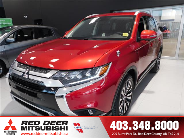 2020 Mitsubishi Outlander GT (Stk: T208586) in Red Deer County - Image 1 of 11