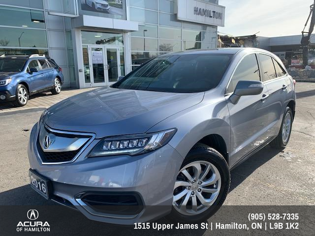 2016 Acura RDX  (Stk: 1602351) in Hamilton - Image 2 of 30