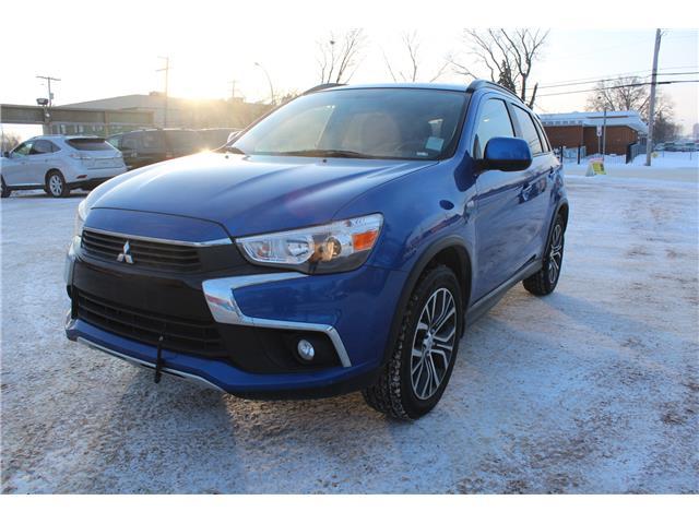 2017 Mitsubishi RVR SE Limited Edition (Stk: P1796) in Regina - Image 1 of 18