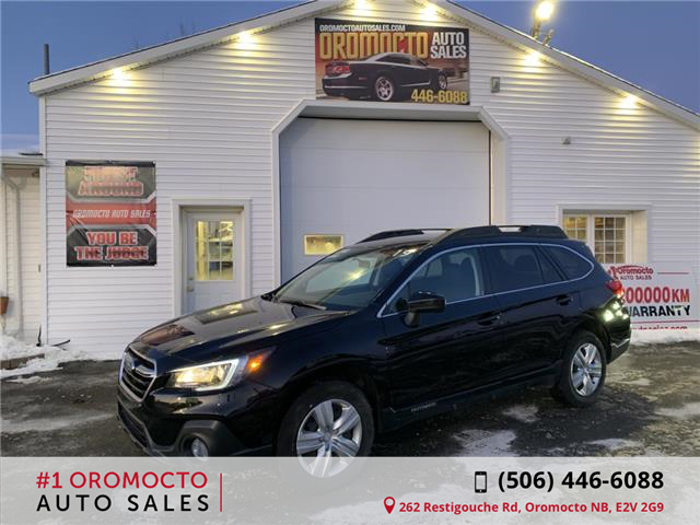 2019 Subaru Outback 2.5i (Stk: 233) in Oromocto - Image 1 of 12