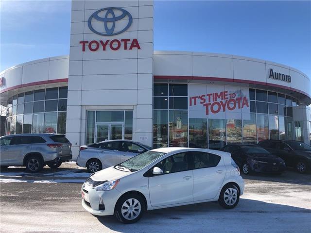 2014 Toyota Prius C  (Stk: 307411) in Aurora - Image 1 of 17