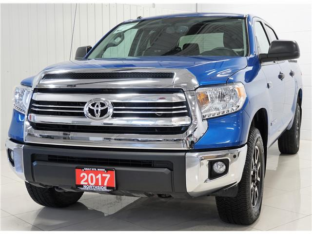 2017 Toyota Tundra SR5 Plus 5.7L V8 (Stk: T20138A) in Sault Ste. Marie - Image 1 of 21
