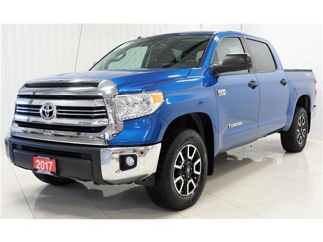 2017 Toyota Tundra SR5 Plus 5.7L V8 (Stk: T20138A) in Sault Ste. Marie - Image 2 of 21