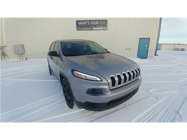 2017 Jeep Cherokee Sport (Stk: 32663A) in Humboldt - Image 1 of 21