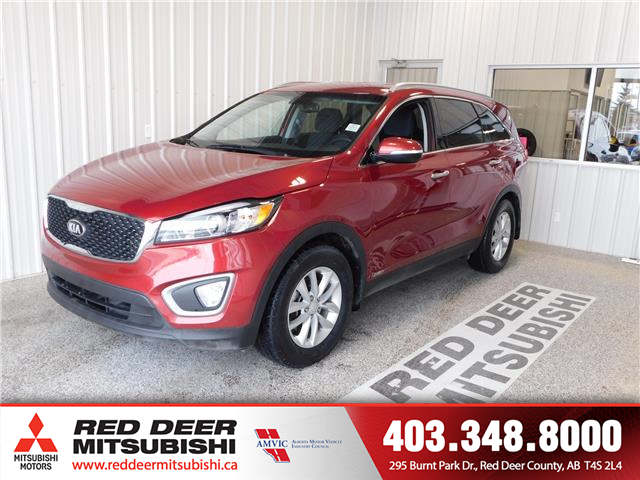 2017 Kia Sorento 2.0L LX Turbo (Stk: L8697) in Red Deer County - Image 1 of 15