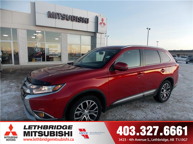 2018 Mitsubishi Outlander ES (Stk: P3982A) in Lethbridge - Image 1 of 20