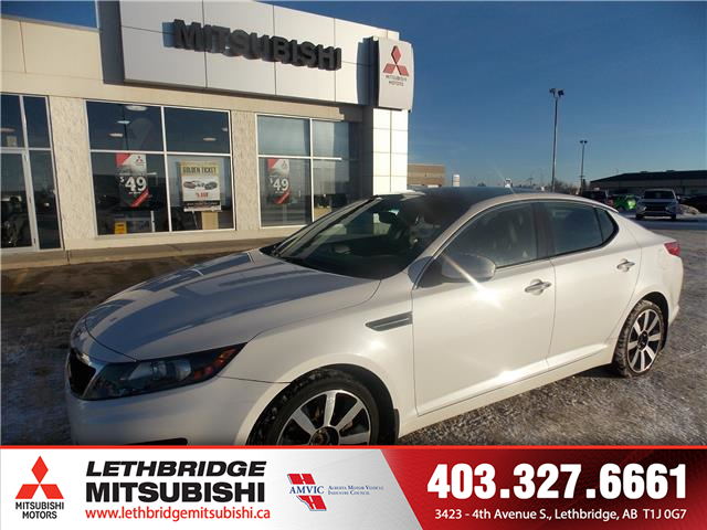 2011 Kia Optima EX (Stk: L3978A) in Lethbridge - Image 1 of 18