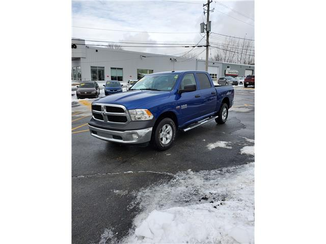 2017 RAM 1500 Tradesman Crew Cab SWB 4WD (Stk: p20-010) in Dartmouth - Image 1 of 15
