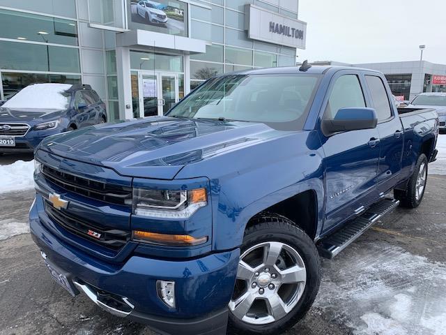 2017 Chevrolet Silverado 1500 2LT (Stk: 1718530) in Hamilton - Image 1 of 31