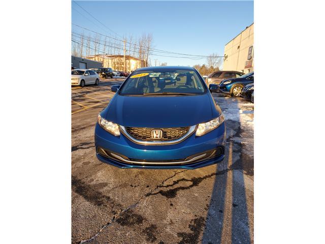 2014 Honda Civic LX Sedan Automatic (Stk: p20-006) in Dartmouth - Image 2 of 14