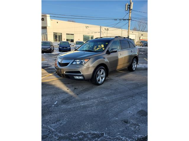 2011 Acura MDX 6-Spd AT (Stk: ) in Dartmouth - Image 1 of 17