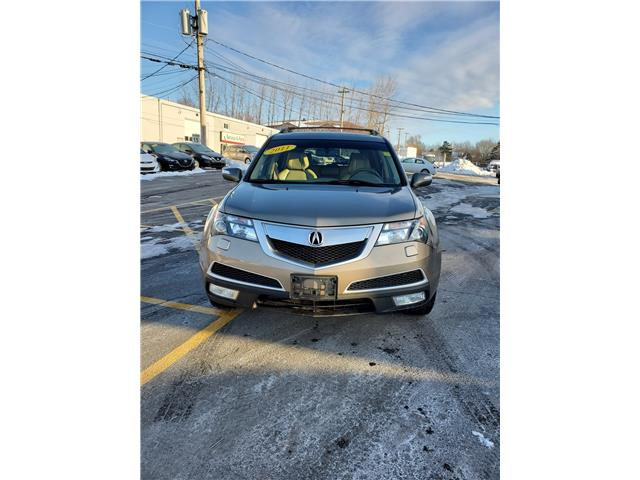2011 Acura MDX 6-Spd AT (Stk: ) in Dartmouth - Image 2 of 17