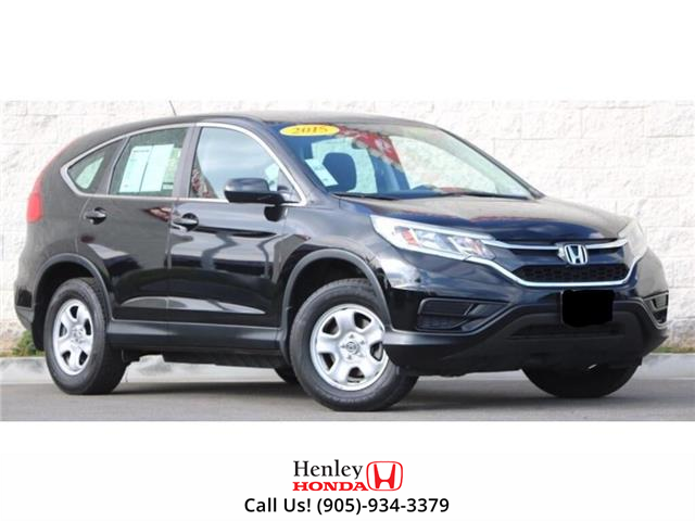 2015 Honda CR-V BLUETOOTH | HEATED SEATS | BACK UP CAMERA (Stk: R9675) in St. Catharines - Image 1 of 1